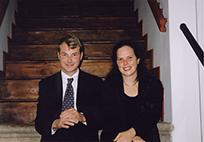 Francis Jacob et Caroline Magalhães BD
